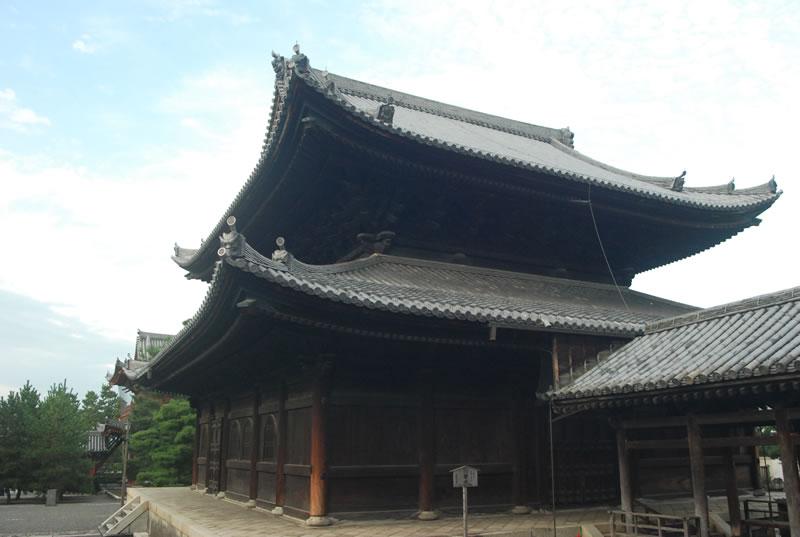 本山妙心寺参拝