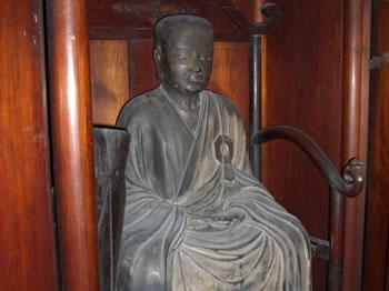 栄西禅師像
